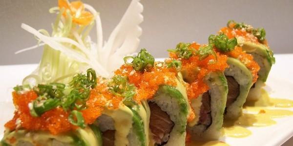 Made-to-Order Sushi, Always Fresh!
